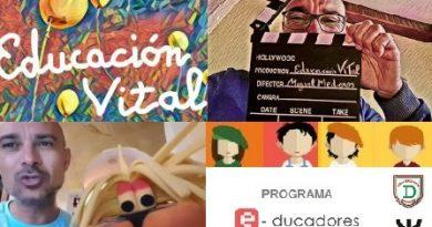 """Proyecto """"Conectados por la Educación Vital"""""""
