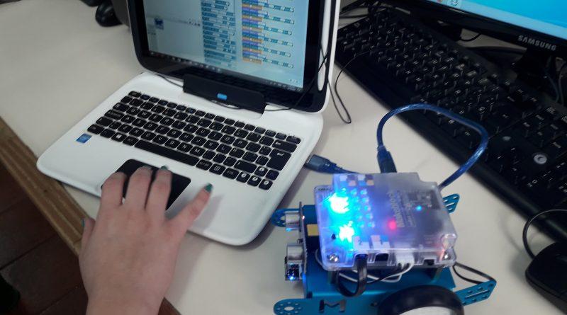 """Curso Virtual """"Introducción a la Robótica"""" – DESDE CERO."""