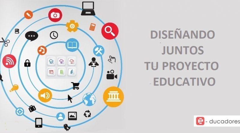 """Curso Virtual """"Diseñando juntos un proyecto educativo"""""""
