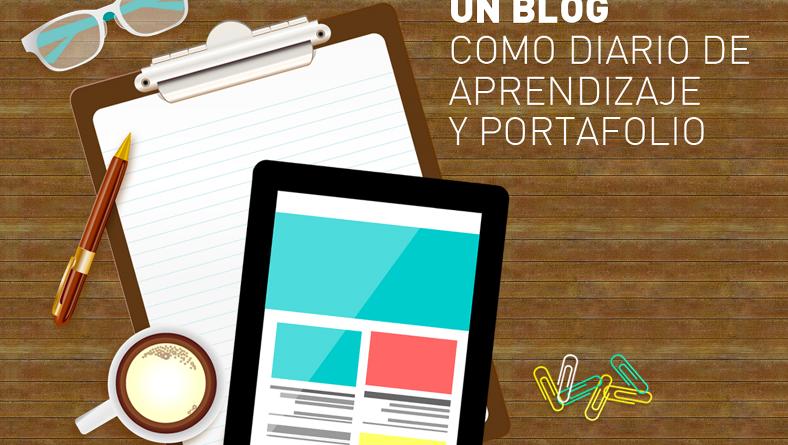 """Microcurso """"Un blog como carpeta didáctica"""""""