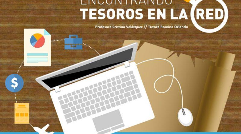 """Curso Virtual AUTOGESTIONADO """"Encontrando tesoros en la Red"""" – GRATUITO!!!"""