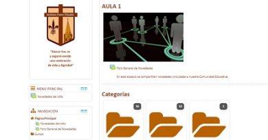 """Curso AUTOGESTIONADO """"Implementación de e-learning con Moodle"""""""